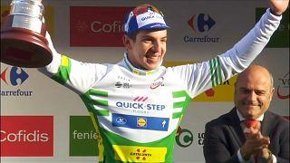 Alvaro Hodeg gewinnt 1. Etappe der Katalonien-Rundfahrt
