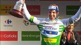 Tour de Catalogne : le jeune Alvaro Hodeg frappe fort