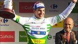 Katalonya Bisiklet Turu'nun ilk etabını Alvaro Hodeg kazandı