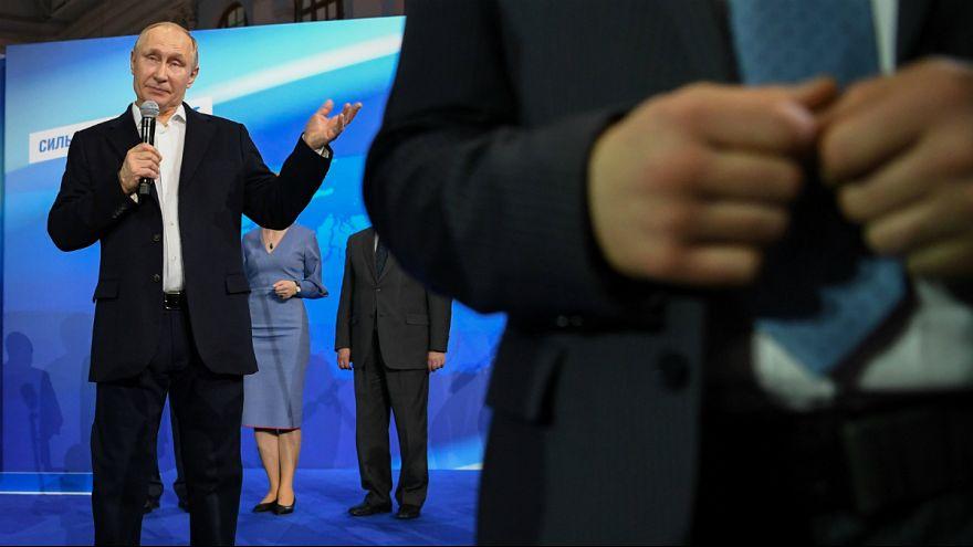 سازمان امنیت و همکاری اروپا: رایدهندگان روس «گزینه واقعی» نداشتند