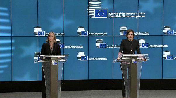 Federica Mogherini, cheffe de la diplomatie européenne