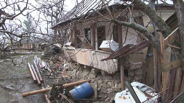 Европейский юго-восток  под ударом стихии