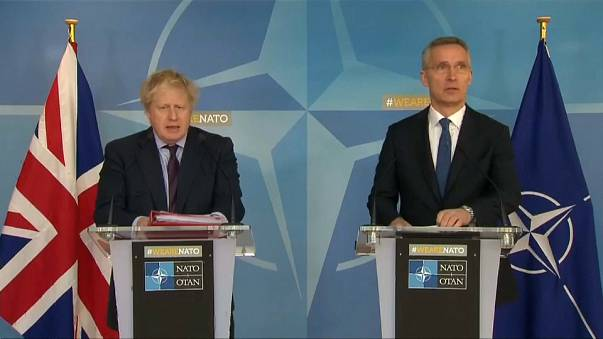 La OTAN defiende a Londres frente a Moscú
