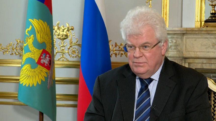 Affaire Skripal : l'ambassadeur russe auprès de l'UE embarrassé