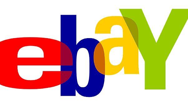 شعار موقع إي باي