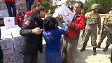 BM'den Doğu Guta ve Afrin için acil yardım çağrısı