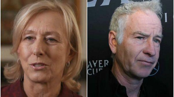Navratilova-McEnroe: la guerra dei sessi travolge la BBC