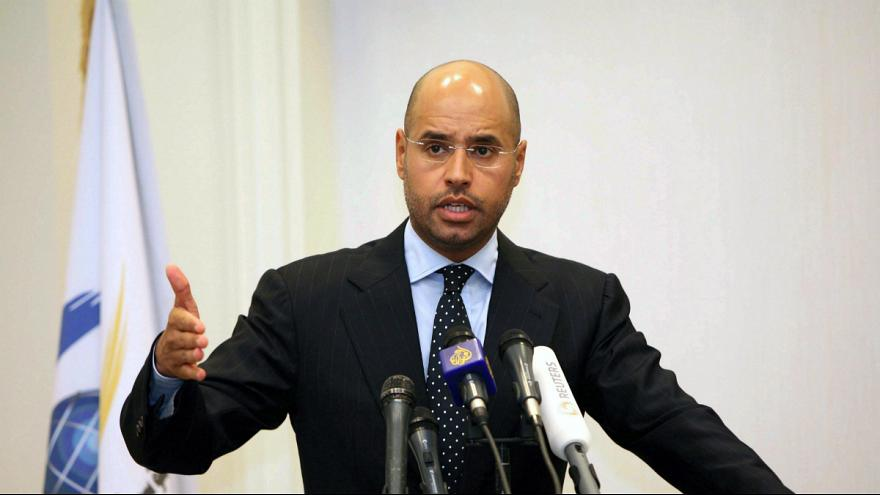 Indul a líbiai elnökválasztáson a néhai Kadhafi elnök fia