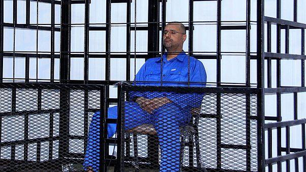 @reuters Libya'nın Devrik Lideri Kaddafi'nin oğlu Seyfülislam Kaddafi