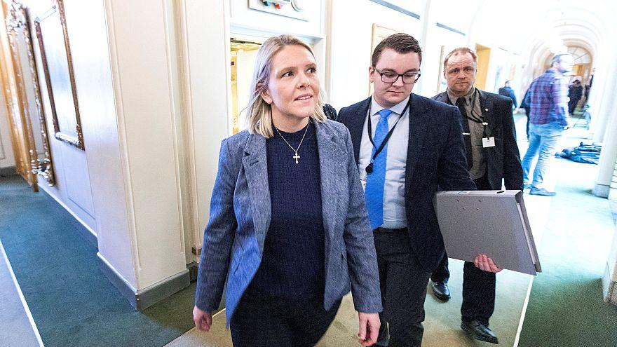 Norwegen: Justizministerin kündigt nach umstrittener Äußerung Rücktritt an