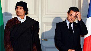 نیکولا سارکوزی به اتهام دریافت کمک مالی از معمر قذافی برای کارزار انتخاباتی بازجویی شد
