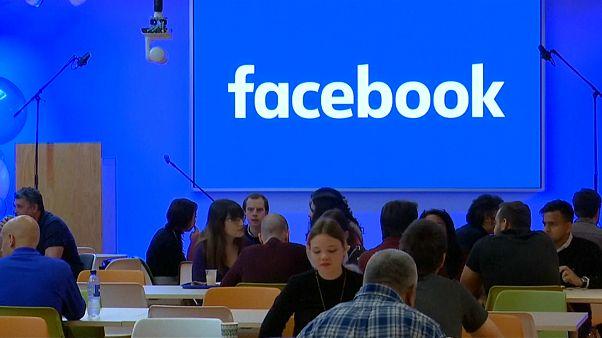 Facebook hisseleri veri skandalının ardından çakıldı
