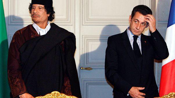 Wahlkampf von Gaddafi finanziert? Sarkozy in Untersuchungshaft