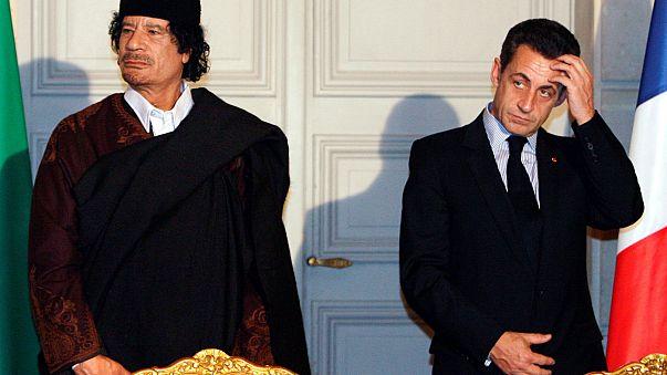 Sarkozy yolsuzluk soruşturması kapsamında gözaltına alındı