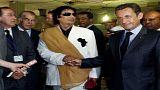 ما قاله سيف الإسلام القذافي بشأن أموال لساركوزي قبل ست سنوات