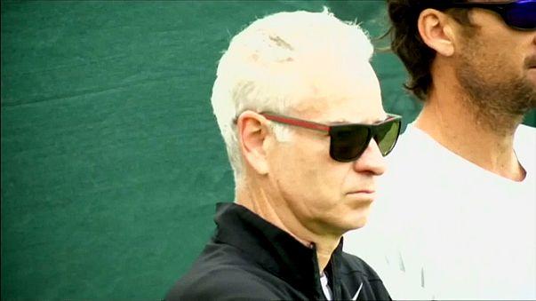 Ex-Tennisprofi John McEnroe