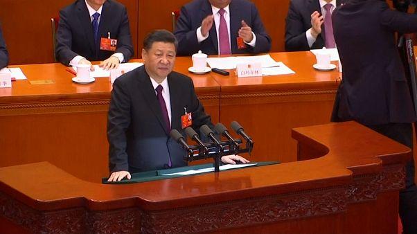 """Rieletto, Xi Jinping: """"Unica Cina, sforzi per dividerla condannati a fallire"""""""