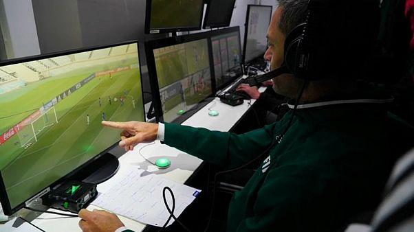 Videobeweis bei WM-Turnier 2018