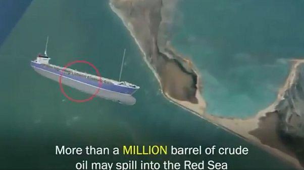 Un pétrolier yéménite risque de provoquer la pire marée noire de l'histoire