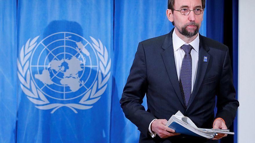 Зейд Раад аль-Хуссейн, Верховный Комиссар ООН по правам человека