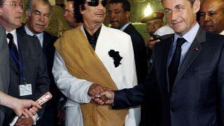 Sarkozy in Untersuchungshaft wegen Gaddafi-Geldern