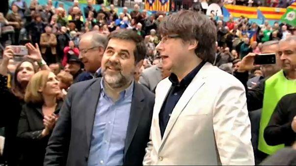 Jordi Sànchez dispuesto a renunciar a su escaño por su libertad