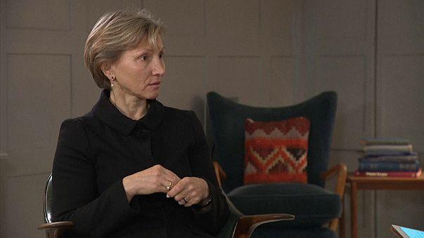 Марина Литвиненко: санкции — лучшее наказание для России