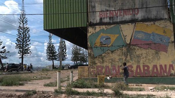 Acolhimento brasileiro incapaz de responder à procura de ajuda venezuelana