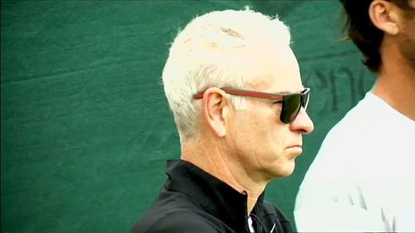 John McEnroe respalda a la BBC frente a las críticas de Martina Navratilova
