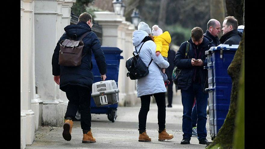 """""""Лондон, гудбай"""""""