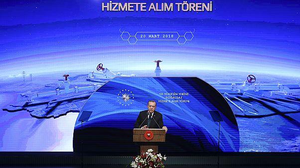 Ο Ερντογάν βγάζει γεωτρύπανο στη Μεσόγειο – «Θα δώσουμε ένα μάθημα σε όσους κάνουν εξορύξεις εναντίον της Τουρκίας»