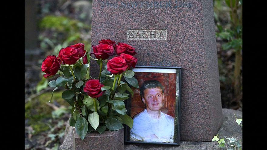 Witwe Litwinenkos fordert Sanktionen gegen Russland