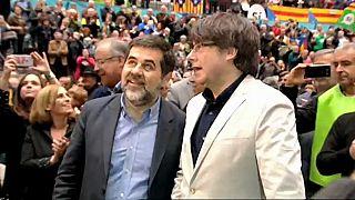 Jordi Sànchez dejaría su escaño por su libertad