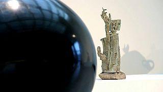 Santander descubre al Miró escultor