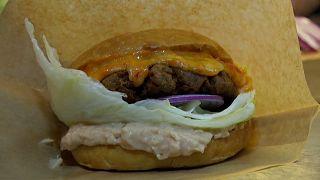 Los franceses prefieren las hamburguesas