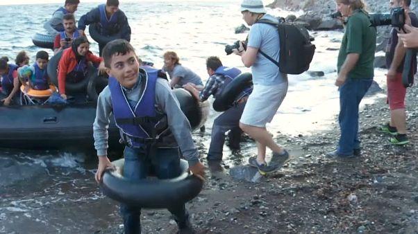 Migranti, due anni dell'accordo Eu-Turchia. Critiche le ong greche