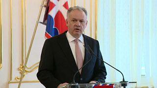 Nem fogadta el az új szlovák kormányt az államfő