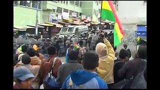 Guerra de poder entre los cocaleros bolivianos