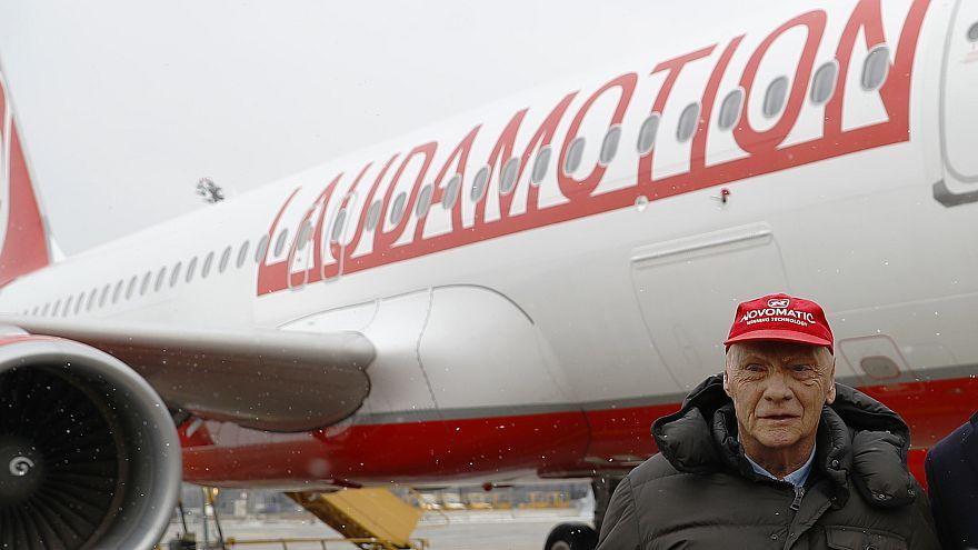 A Ryanair veszi meg Niki Lauda légitársaságát