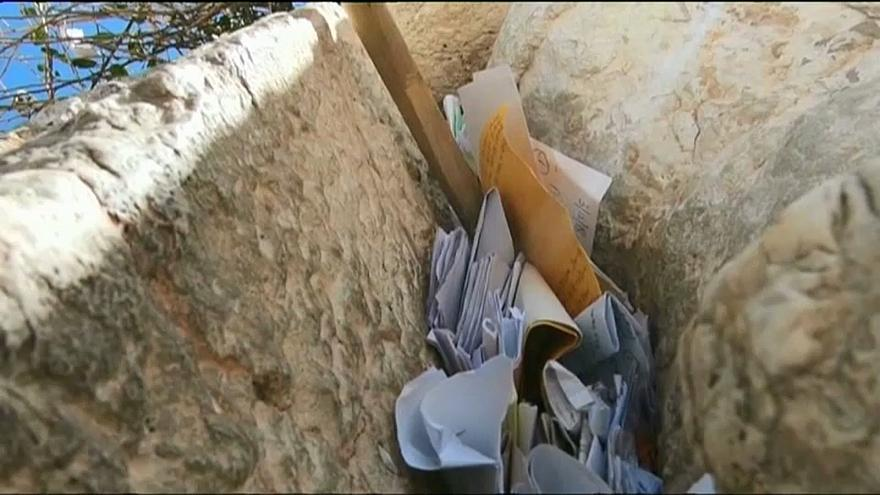 Jérusalem : nettoyage bi-annuel du Mur des Lamentations
