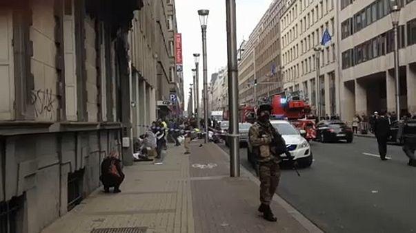 """""""Es war furchtbar"""" - Opfer von Brüsseler Anschlägen erinnern sich"""