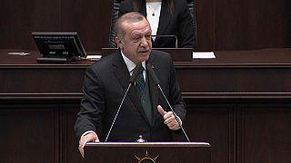Erdoğan: Stratejik ortaksak ABD bize saygı duymalı ve bizimle hareket etmeli