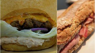 Hamburger batte baguette: Francia sconfitta in casa