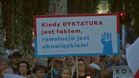 Poland under pressure to explain controversial court reforms