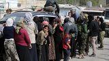 Crescente Vermelho turco apoia quase 2 milhões de sírios