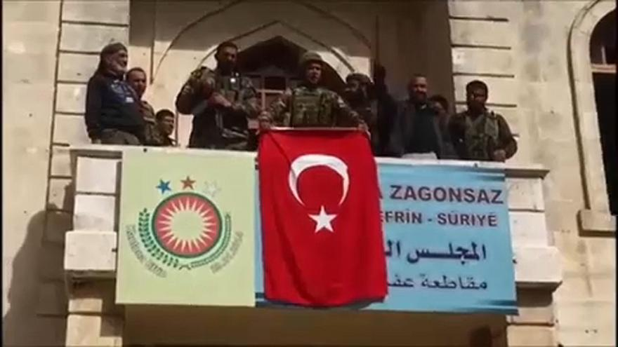 Afrin után Amerikának üzent a török elnök