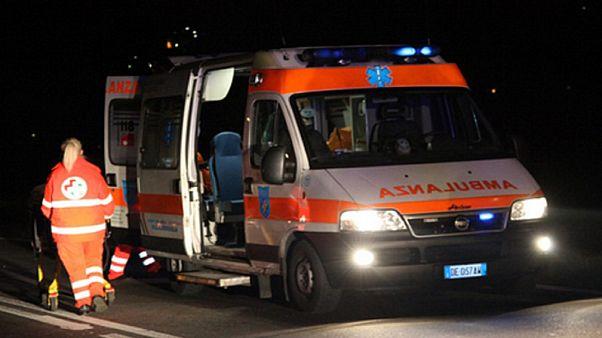 Esplosione a Catania
