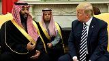 بن سلمان در آمریکا؛ از خرید تسلیحات تا بحث پیرامون برجام و توقف نفوذ ایران