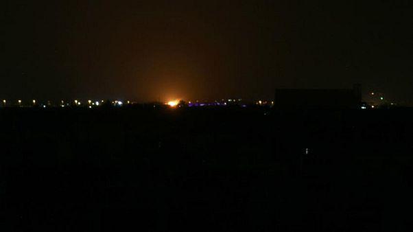 Attacco missilistico contro Damasco