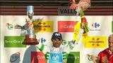 Alejandro Valverde assume liderança da Volta à Catalunha